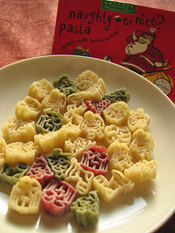 Christmas-pasta