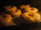 bagle-baking
