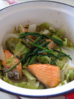salmon-and-cabbage